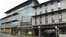 上京区区役所新庁舎